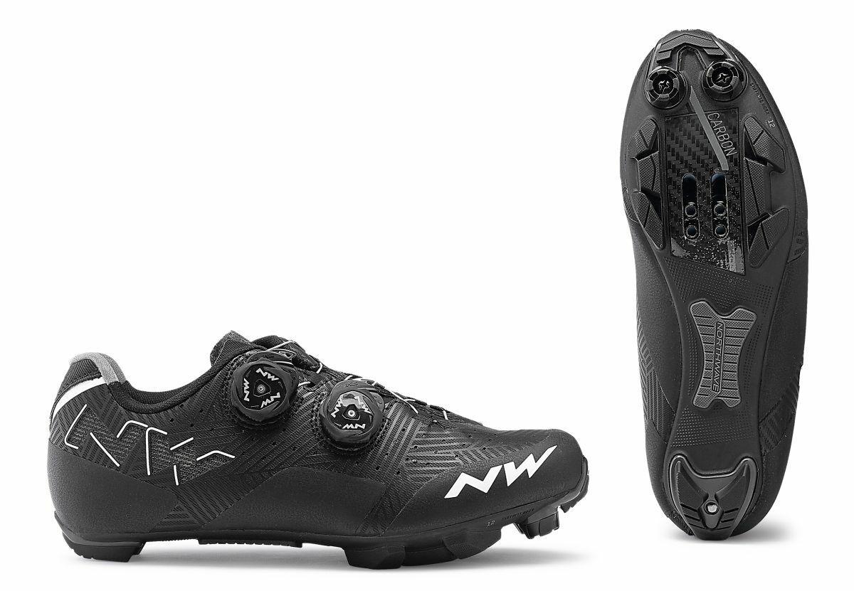 Northwave Rebel Damen MTB Fahrrad Schuhe schwarz weiß 2019 2019 2019 21068a