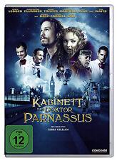 DVD * DAS KABINETT DES DR. PARNASSUS - Heath Ledger , Johnny Depp # NEU OVP $