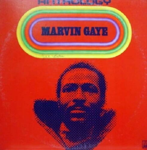 "MARVIN GAYE~""ANTHOLOGY""~""EXCELLENT"" MOTOWN LABEL""FREE S/H""~3 LP SET!!!"