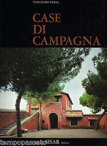 CASE DI CAMPAGNA - PERIA VINCENZO - SISAR 1970