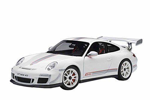 Autoart 1 18 Porsche 911 (997) Gt3rs 4.0 (blancoo) De Japón