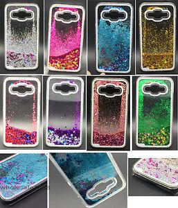 New bling dynamic liquid glitter hard case for samsung for Lg store paris
