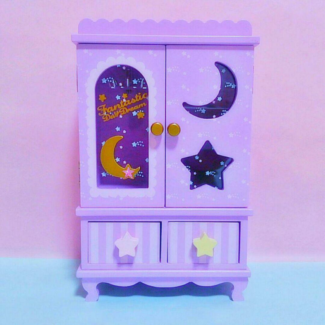 Felices compras Nadador Twinkle Estrella Estrella Estrella Muebles Armario usado Lavanda púrpura elegante Lindo Pastel  barato y de alta calidad