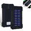 Solar-Mobile-Power-Bank-20000mAh-Portable-Phone-Charger-External-Backup-Battery thumbnail 1