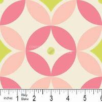 Sweet Nothings Pink Sweet Diamonds by Zoe Pearn for Riley Blake, 1/2 yard fabric