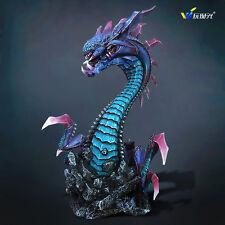 "LOL Riot Games League of Legends Figure Baron Nashor Magnosaurus 14""H statue"