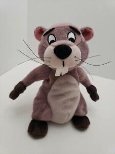 Walt-Disney-World-Gopher-Winnie-the-Pooh-9-034-Plush-Stuffed-Animal-Rare-Free-Ship