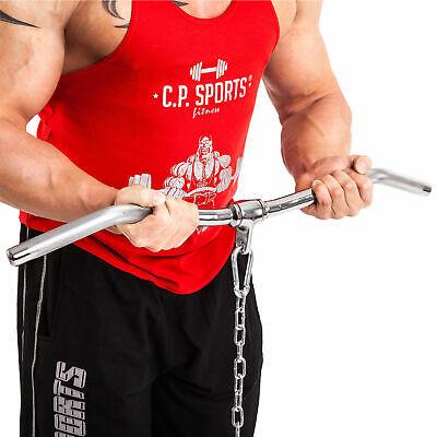 SZ Griff Zugübungen Kabelzugturm Fitnessturm Zugstange Druckstange Zughilfe Gym
