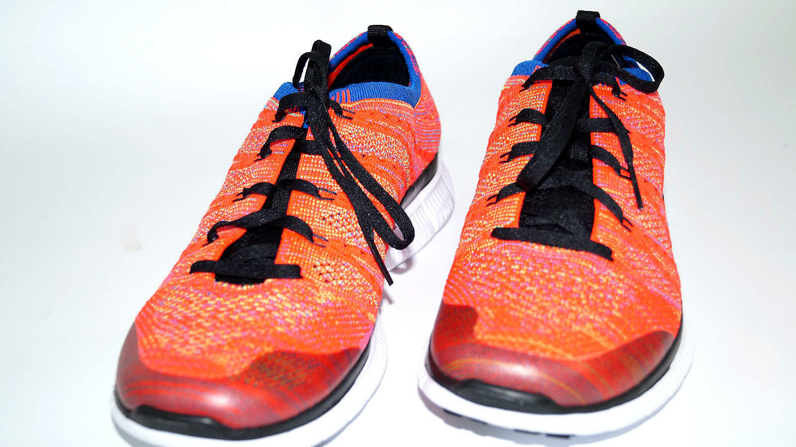 NEUNike Free Flyknit NSW neon orange UK Damenschuh sneaker 42.5 UK orange 8 US 9 Sneaker 21e0f2