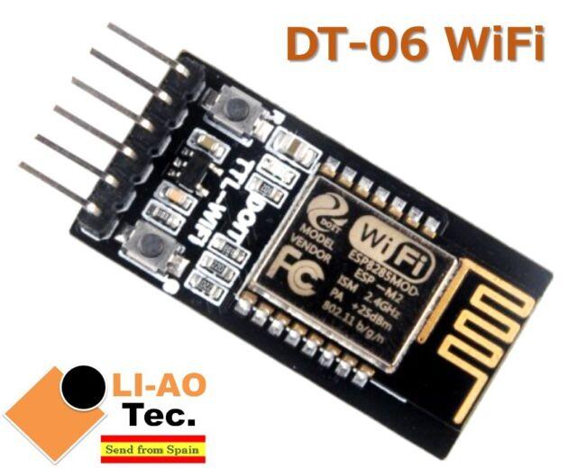 DT-06 Wireless TTL WiFi Serial Transmission Module HC 06 ESP8285 ESP-M2 Port SE