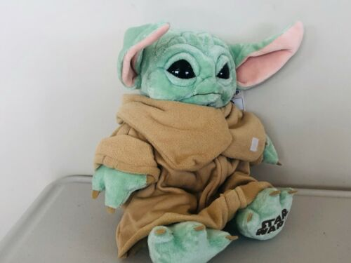 Build a Bear The Child Mandalorian Baby Yoda Star Wars w//5-in-1 Sounds NEW