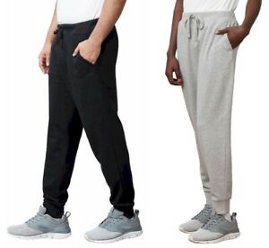 Fila-Mens-French-Terry-Jogger-Pants-with-Cuff-Choose-Size-amp-Color-B