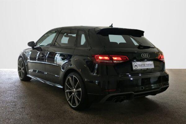 Audi A3 2,0 TFSi 190 Sport SB S-tr. - billede 2