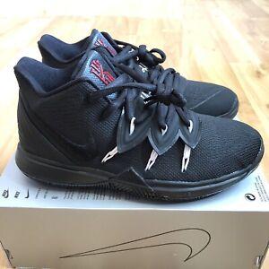 Nike Kyrie 5 (GS) Red Carpet Black