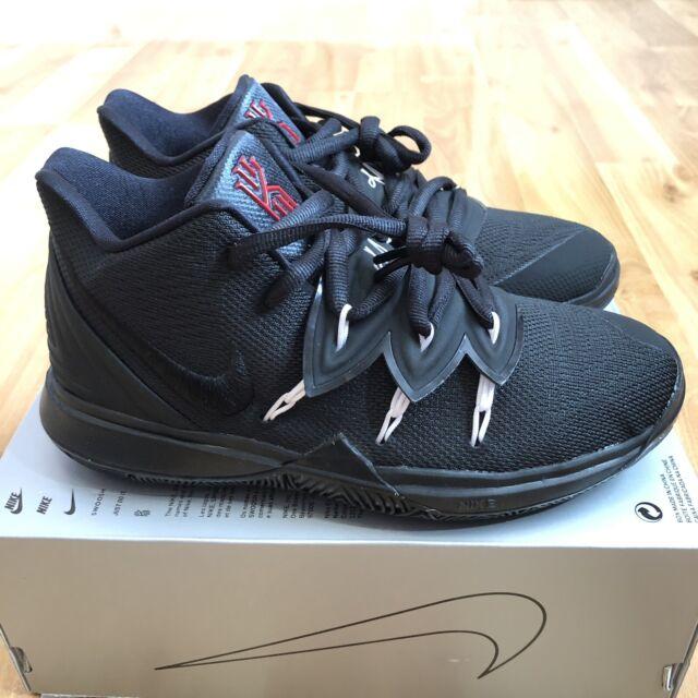5 Youth Nike Air Kyrie 5 Black