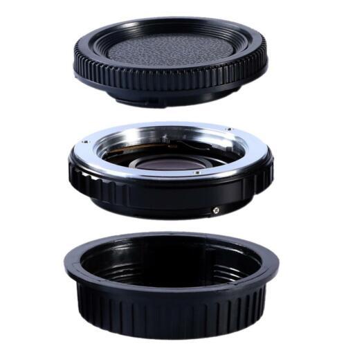 Minolta MD objetiva en Canon EOS cámara 1100d 1000d 100d 700d 60d K/&f adaptador