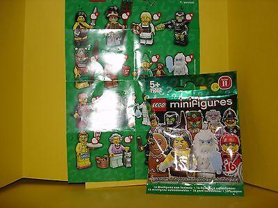 2019 Nuovo Stile Lego 71002 N°14 Grand-mere Mamy Neuf Jamais Ouvert Série 11 Unopened Per Godere Di Alta Reputazione A Casa E All'Estero