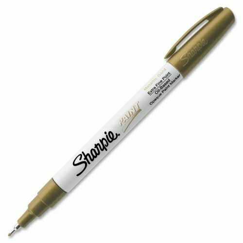Sharpie Extra Fine Oil Base Paint Markers 35532