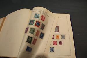 Zonen-Bund-Sammlung-1945-1974-Bund-komplett-S737