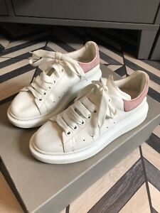 Pink Oversized Trainers Size