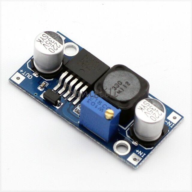 DC-DC Adjustable Step-up Power supply voltage Converter Module Output 5.1V-34V