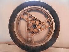 * 1984 Yamaha RZ350 L / Rear Wheel / RZ 350 Banshee
