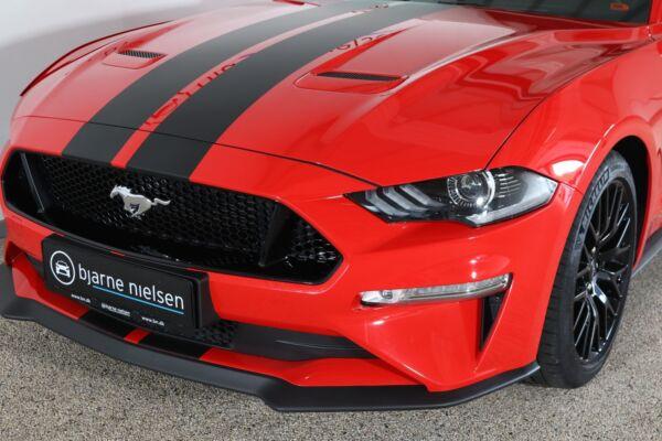 Ford Mustang 5,0 V8 GT Fastback billede 4