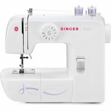 Singer Start 1306 Sewing Machine Auto Bobbin Button Hole Free Arm Foot Pedal New