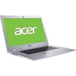 """Acer 315 CB315-2H-68E6 15.6"""" Chromebook Laptop A6-9220C 4GB 32GB eMMC Chrome OS"""