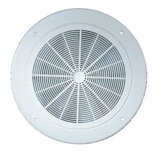 Details About Haron Ceiling Vent With Motorless Fan Facing 280mm Screw Fixing Aust Brand