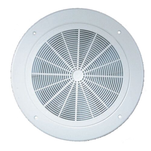 Haron CEILING VENT WITH MOTORLESS FAN Facing 280mm Screw Fixing Aust Brand