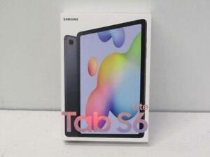 "Samsung Galaxy Tab S6 Lite 10.4"" Tablet 64GB - Oxford Gray"