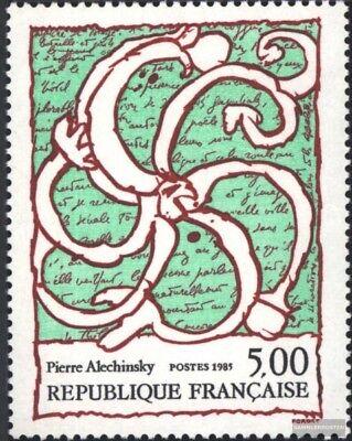 Rational Francia 2519 (completa Edizione) Nuovo Linguellato 1985 Pierre Outstanding Features
