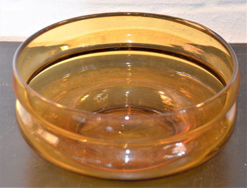 Glas, skål, gammel