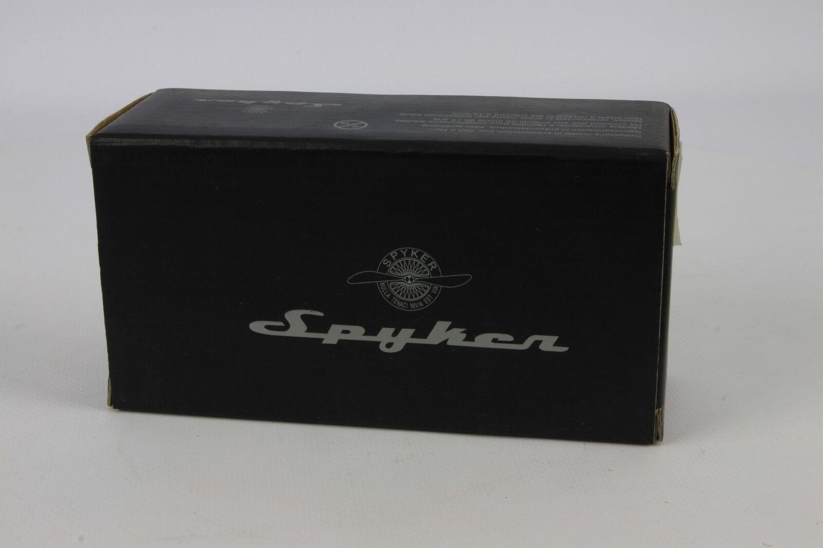 Replicars Spyker C8 Double 12 R n 85 Le Mans 2003  1 43