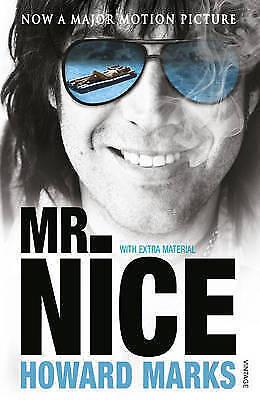 Mr Nice, Howard Marks | Paperback Book | Acceptable | 9780099542155