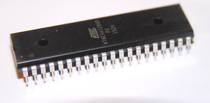 1 Stück ATMEL ATMEGA1284P-PU Microchip Atmel Microcontroller AVR Arduino und C++