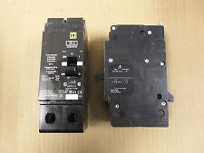 Square D EDB EDB24030 2 pole 30 amp 480Y/277v Circuit Breaker