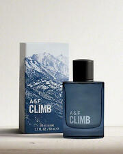 A&F CLIMB ABERCROMBIE & FITCH Men Cologne Spray 1.7oz 50ml NIB Sealed