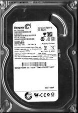 SEAGATE BARRACUDA ST3500418AS 500GB SATA HARD DRIVE P/N: 9SL142-240  Z2A  TK