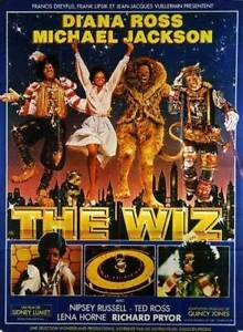 Rare-Affiche-Originale-The-Wiz-Michael-Jackson-Diana-Ross-1978