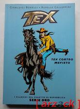 I GRANDI CLASSICI DI REPUBBLICA Serie Oro n 2 TEX - Tex contro Mefisto GALEP