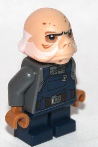 Lego Star Wars minifigure UGNAUGHT Force Awakens