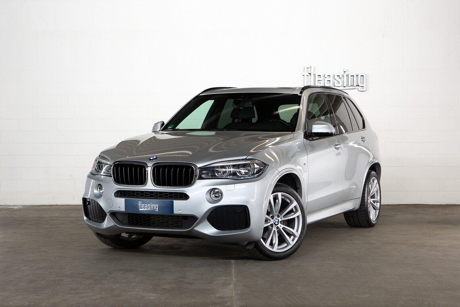 BMW X5 3,0 xDrive30d M-Sport aut. 5d - 4.378 kr.