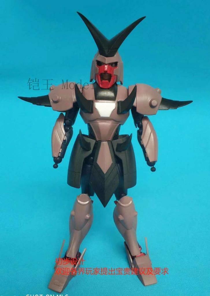 Kai Wang Armor Plus Yoroiden Samurai Troopers Anubisu azione cifra Présalé
