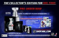Xbox 360 Spiel Nhl 13 2013 Stanley Cup Collector's Edition Eishockey Neu