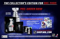 Xbox 360 Spiel Nhl 13 2013 Stanley Cup Collector's Edition Eishockey Neu