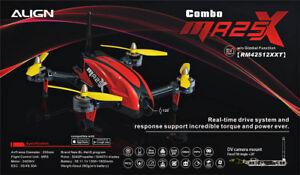 Aligner le combo Mr25x Racing Quad (caméra fixe) Rm42512xxt