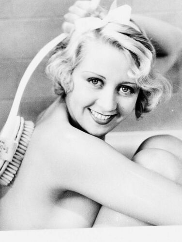 "JOAN BLONDELL  8/"" X 10/"" glossy photo reprint"