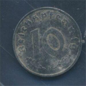 Allied-cast-community-issue-Jagerno-375-1948-F-ext-fine-10-reich-pfennig-7875254